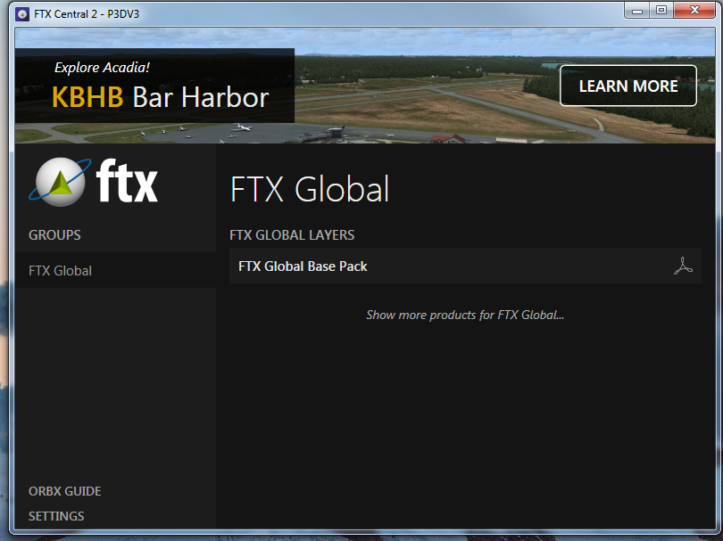 The Unofficial ORBX Forum