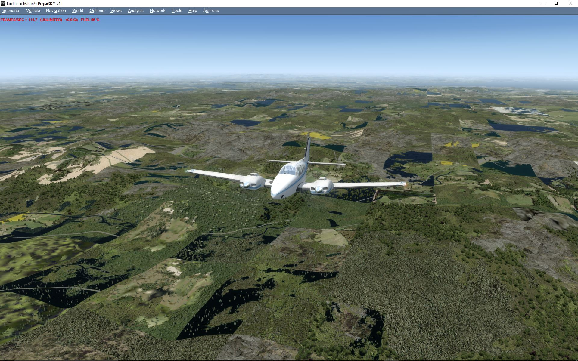 P3Dv4 HF1 - ORBX Tiles Slow and Mismatched - General Discussion - no