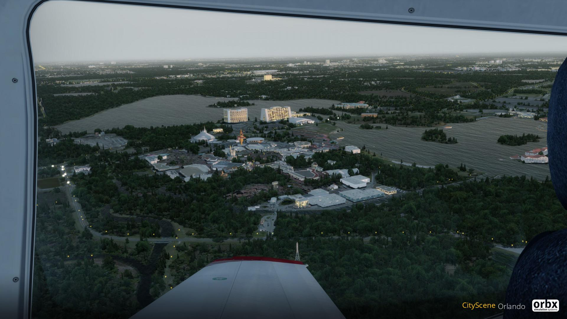 Introducing CityScene Orlando! - Preview Screenshots and Videos