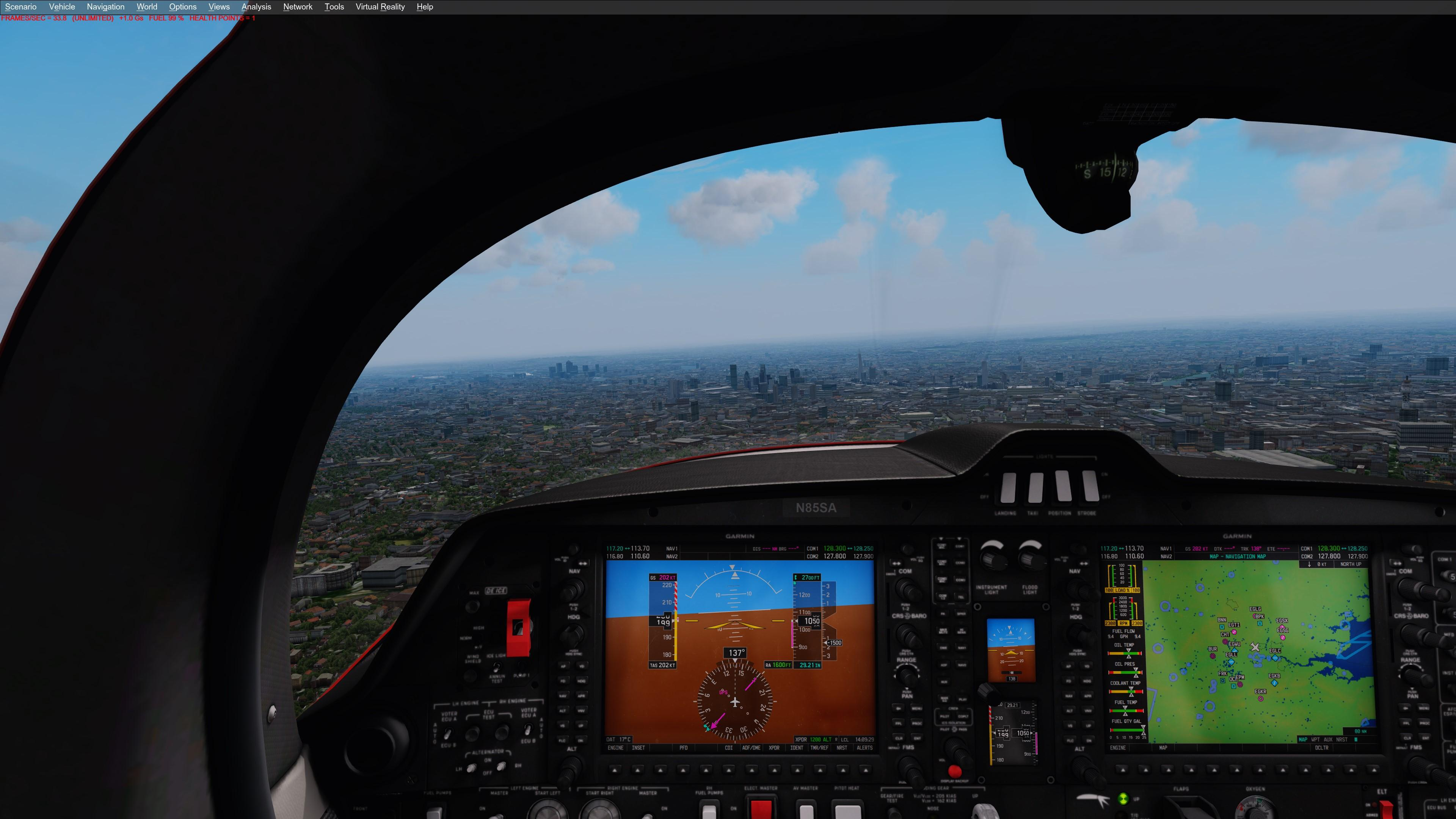 Orbx True Earth England South - General Discussion - no
