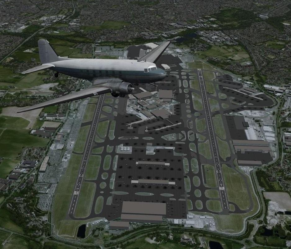 Does my XP Heathrow look right? - Page 2 - Community