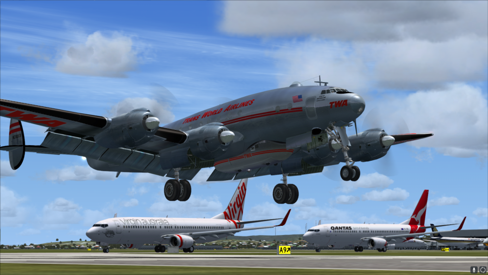 Connie on final, Brisbane.png